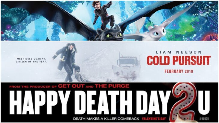 how-to-train-your-dragon-hidden-world-cold-pursuit-happy-death-day-2u